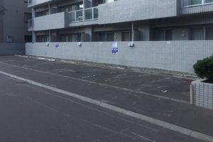 中の島1条9丁目 外部貸し駐車場